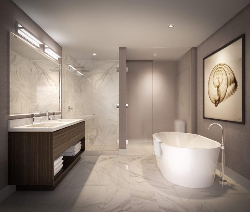Upper East Village-Interior Bathroom