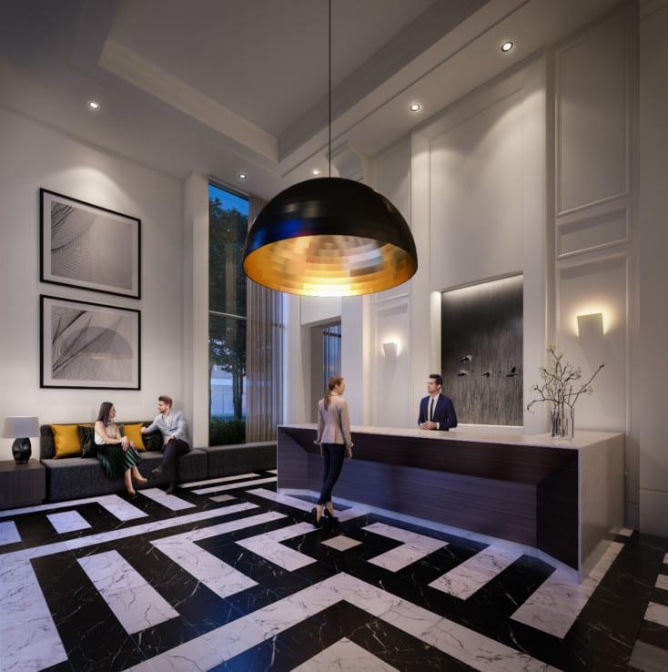 Upper East Village -Reception
