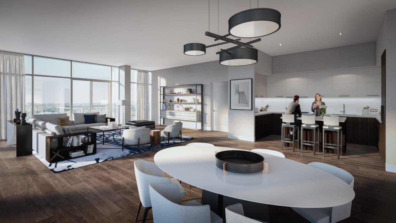 Upper East Village suite