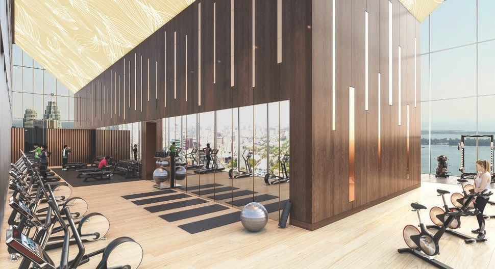 Canada House Gym