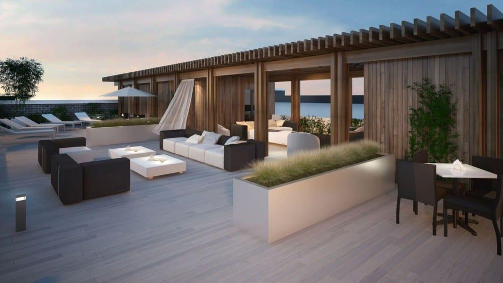 canvas terrace
