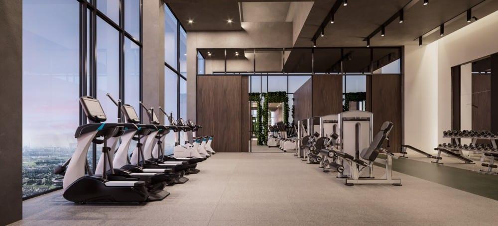 sxsw gym