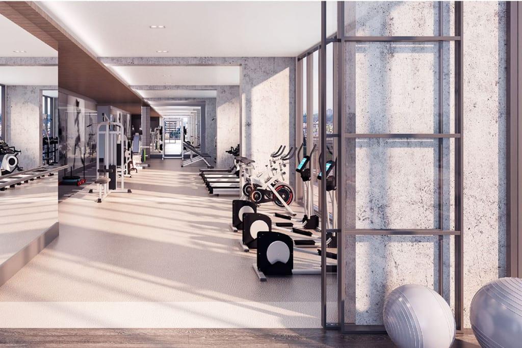 65 broadway gym