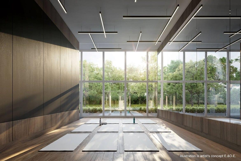 Universal City 3 Yoga Studio