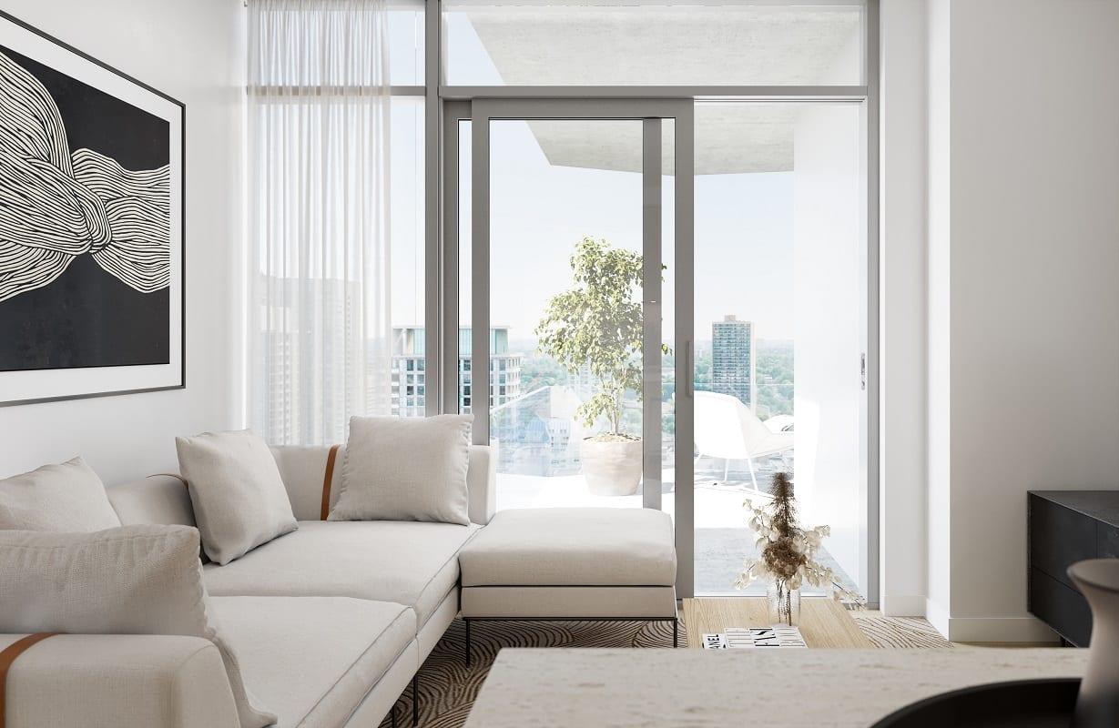 Untitled living room