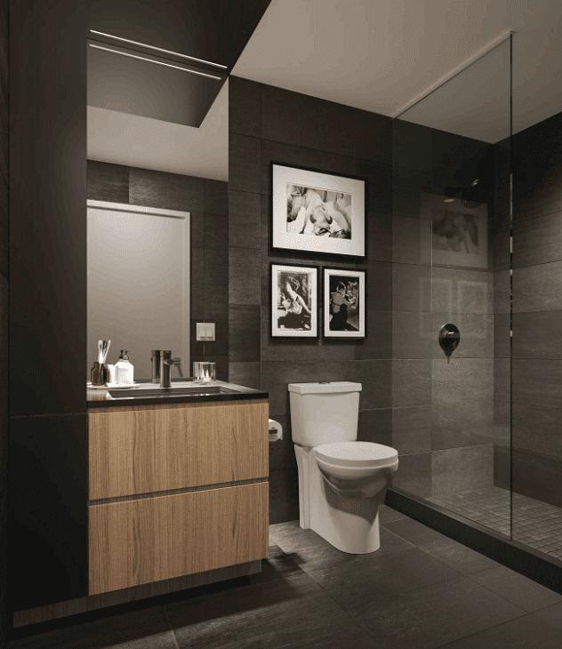 The Saint Bathroom