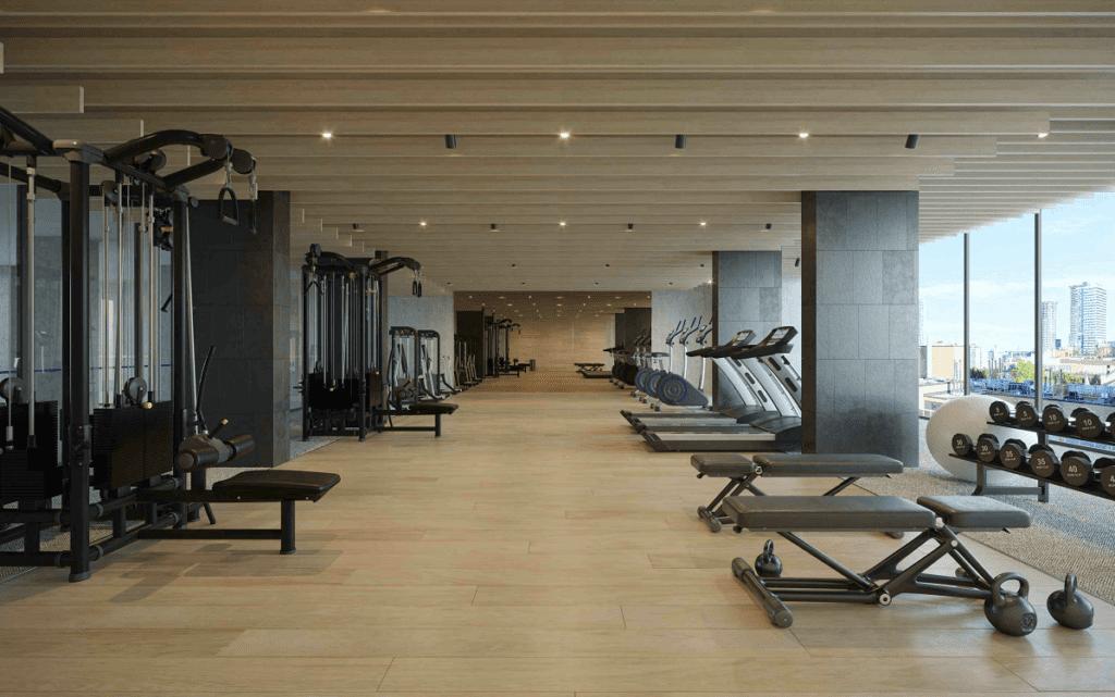 The Saint Gym