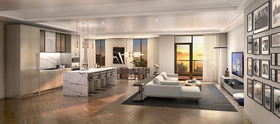 Berkshire Suite Interior