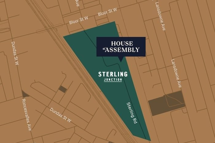 House of Assembly area