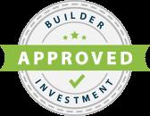 Builder Investment Approved Badge