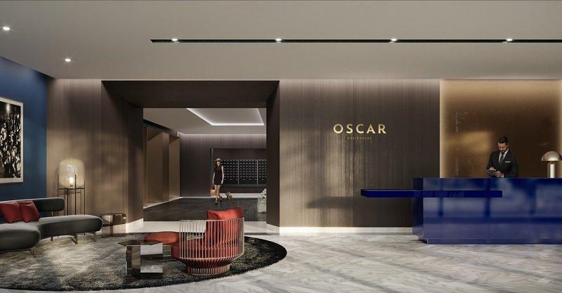 Oscar lobby